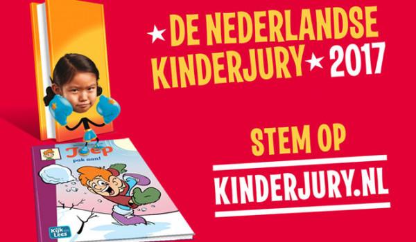 Stem mee met de Nederlandse Kinderjury
