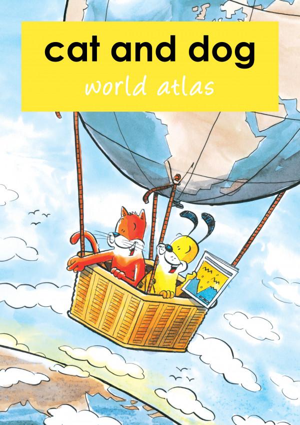 Cat & Dog World Atlas