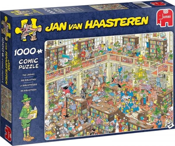 Jan van Haasteren puzzel