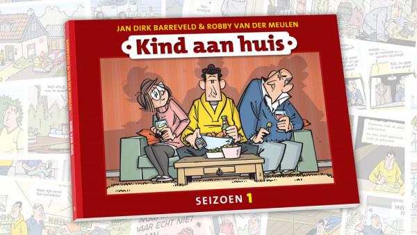 Eerste album 'Kind aan huis'
