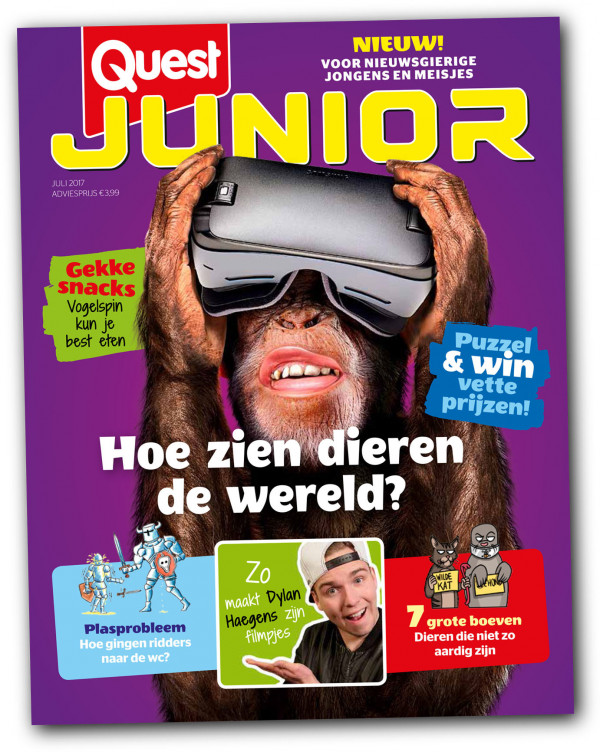 Quest presenteert... Quest Junior!