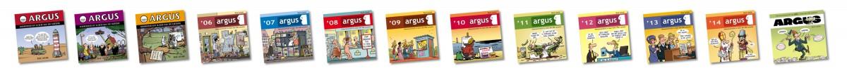 Argus albums